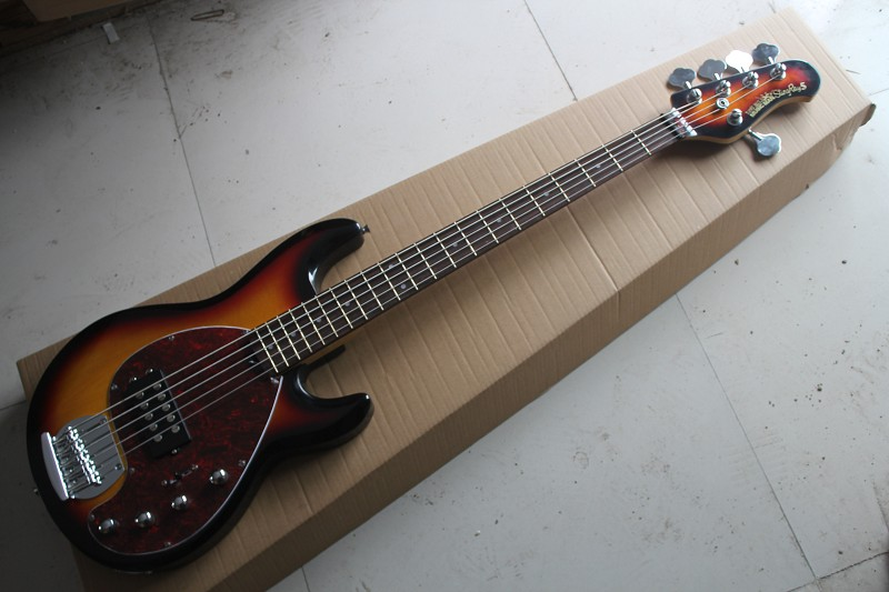 Music man 5 string Active