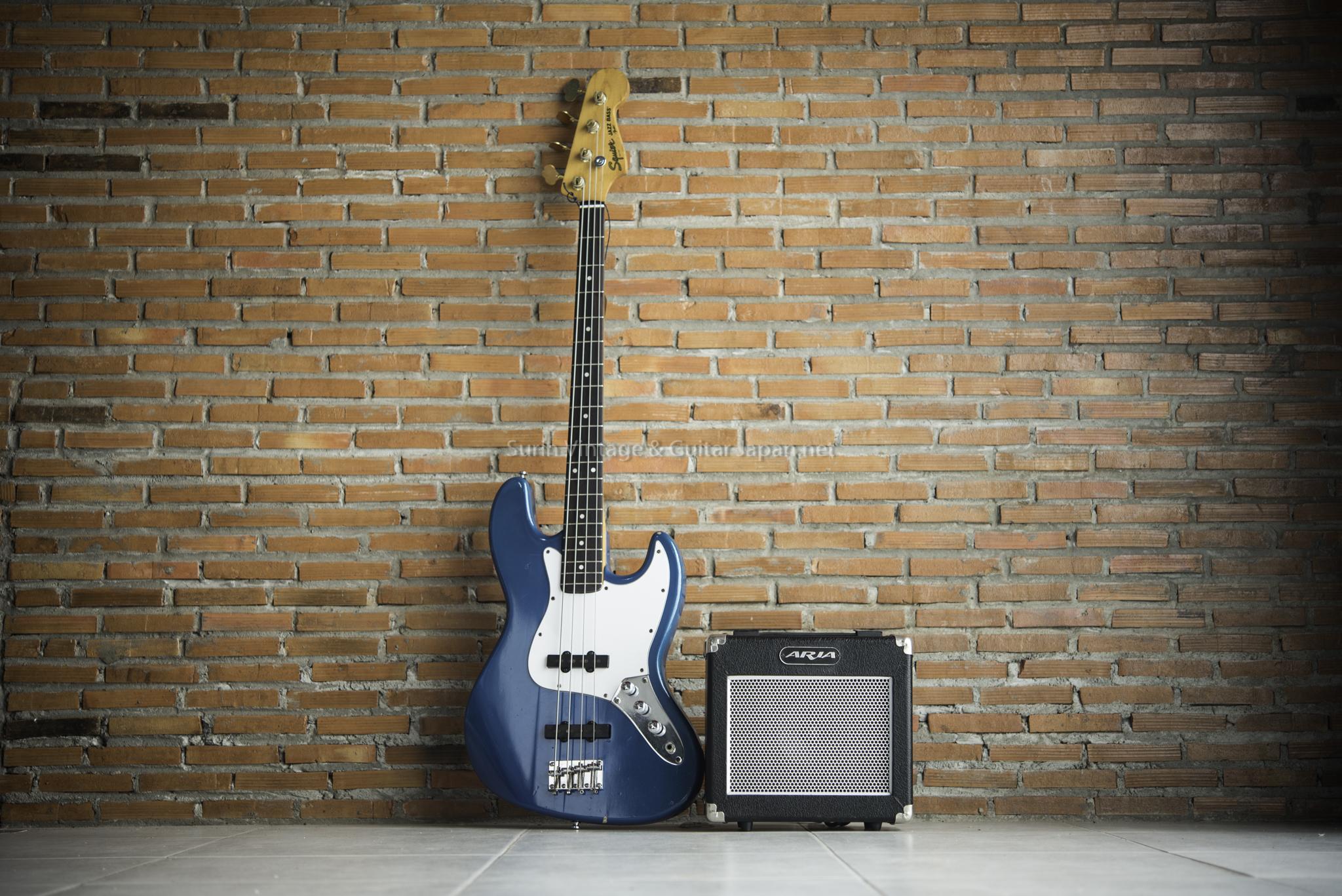 แอมป์เบสไฟฟ้ามือสอง ARIA AB-10 No.6 Bass Amp