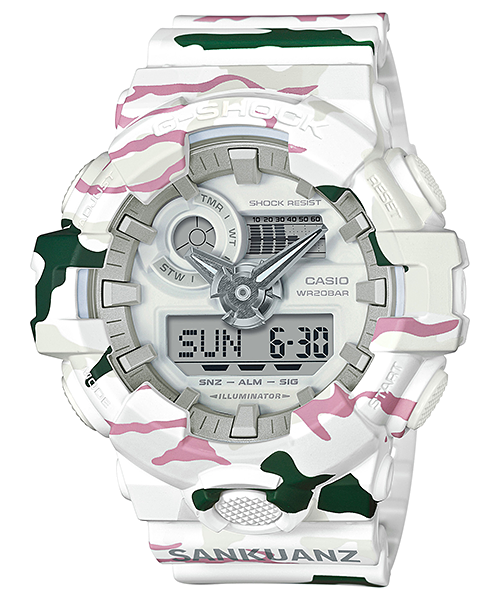 G-Shock ของแท้ รุ่น GA-700SKZ-7A Limited