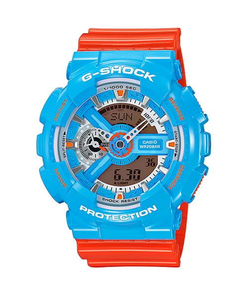 GShock G-Shockของแท้ ประกันศูนย์ GA-110NC-2 EndYearSale