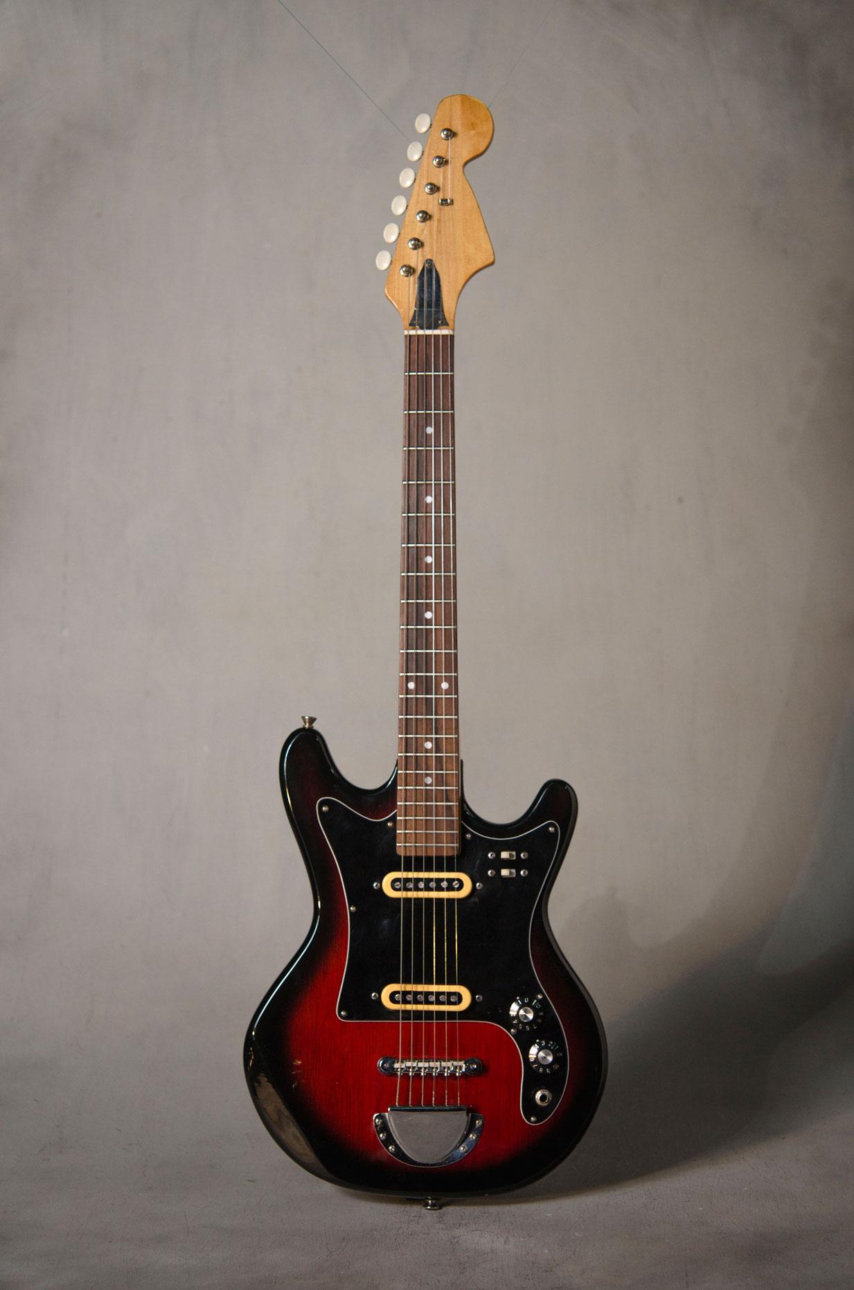 กีต้าร์ไฟฟ้ามือสอง Vintage Guitar Japan