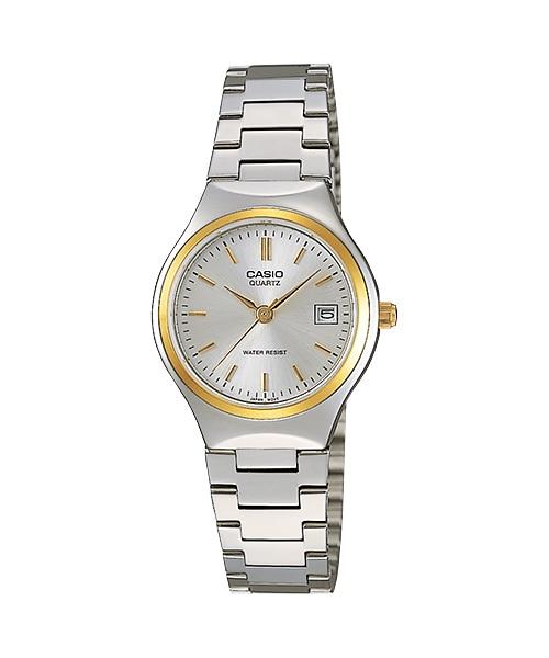 นาฬิกา ข้อมือผู้หญิง casio ของแท้ LTP-1170G-7ARDF CASIO นาฬิกา ราคาถูก ไม่เกิน สองพัน