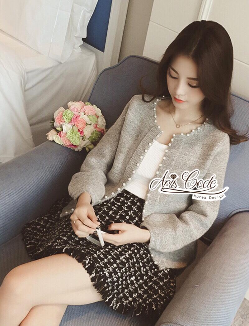 Korean of the Goddess Wool knitting