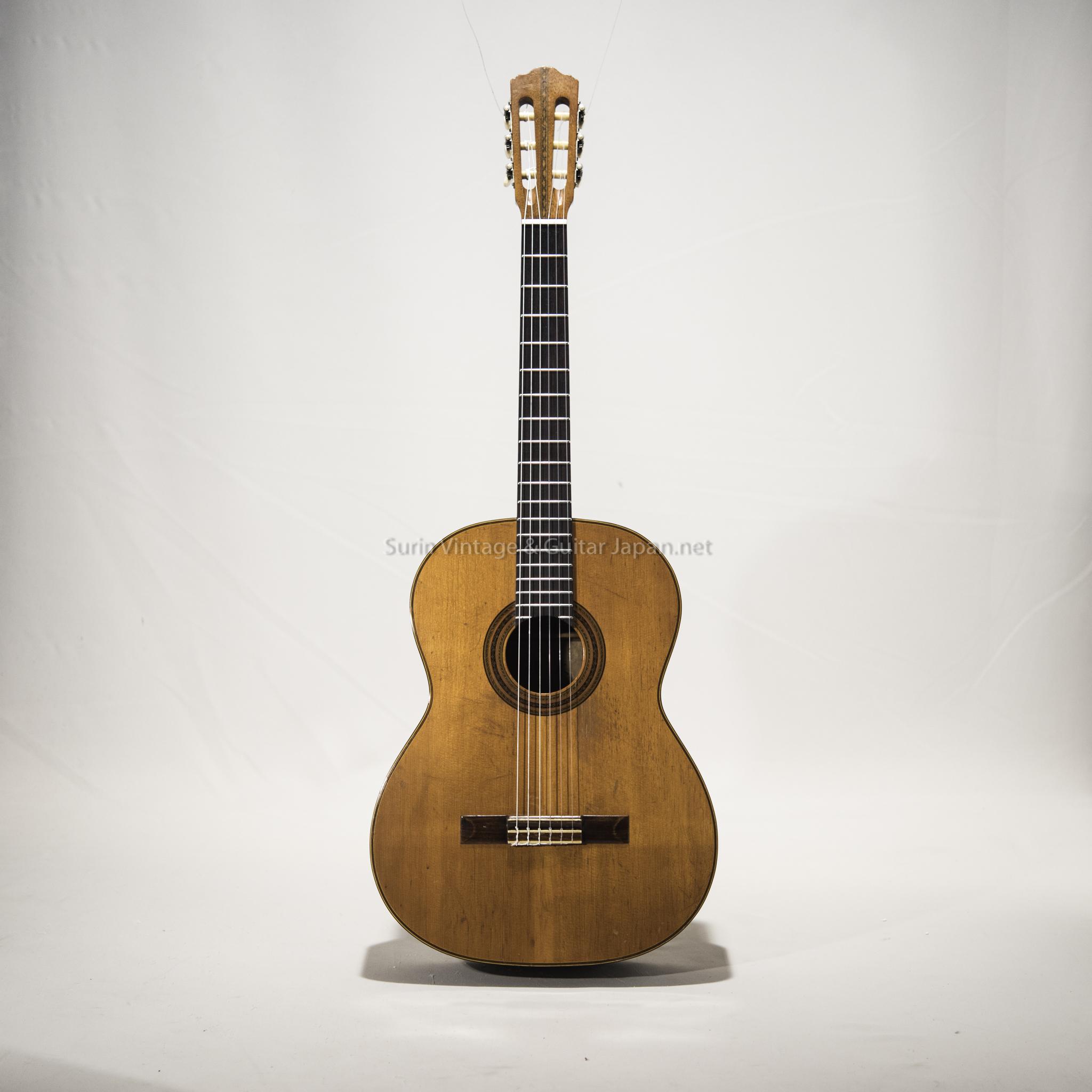 กีต้าร์คลาสสิคมือสอง Classic Guitar Vintage japan No.7