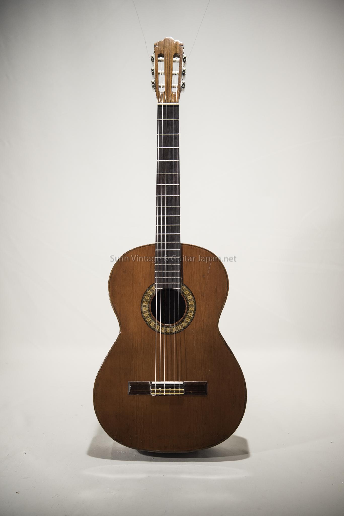กีต้าร์คลาสสิคมือสอง Classic Guitar Vintage japan No.4