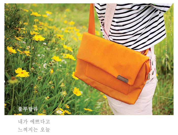 TB32 Traveler Cross Bag Large 01 / กระเป๋าสะพายข้าง ขนาดใหญ่ 01