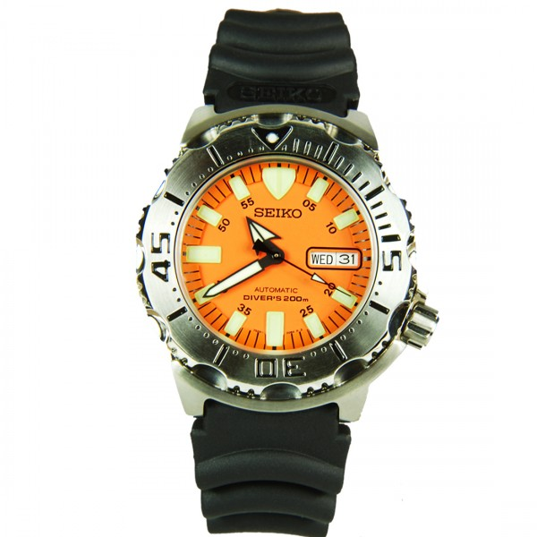 Seiko Monster Classica Automatic Diving Watch SKX781K3