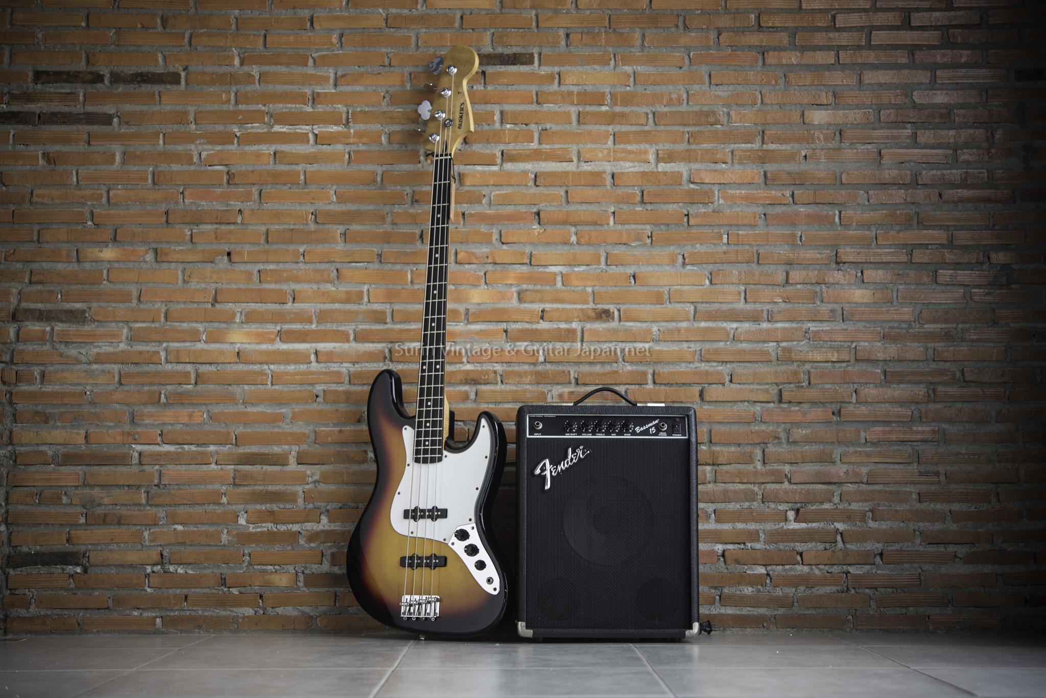 แอมป์เบสมือสอง Fender Bassman 15CE No.2