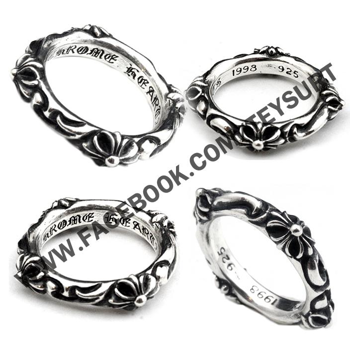 แหวนChrome Hearts SBTband