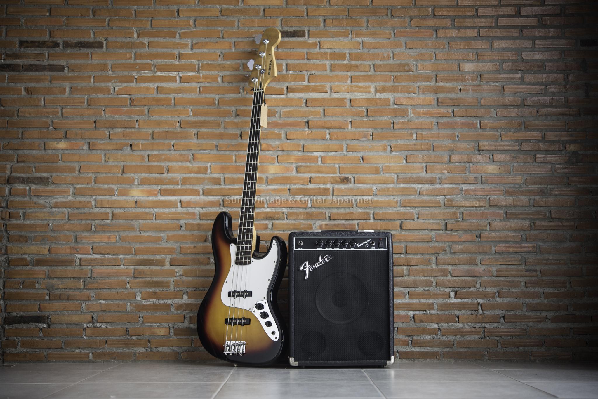 แอมป์เบส มือสอง Fender Bassman 15CE No.1