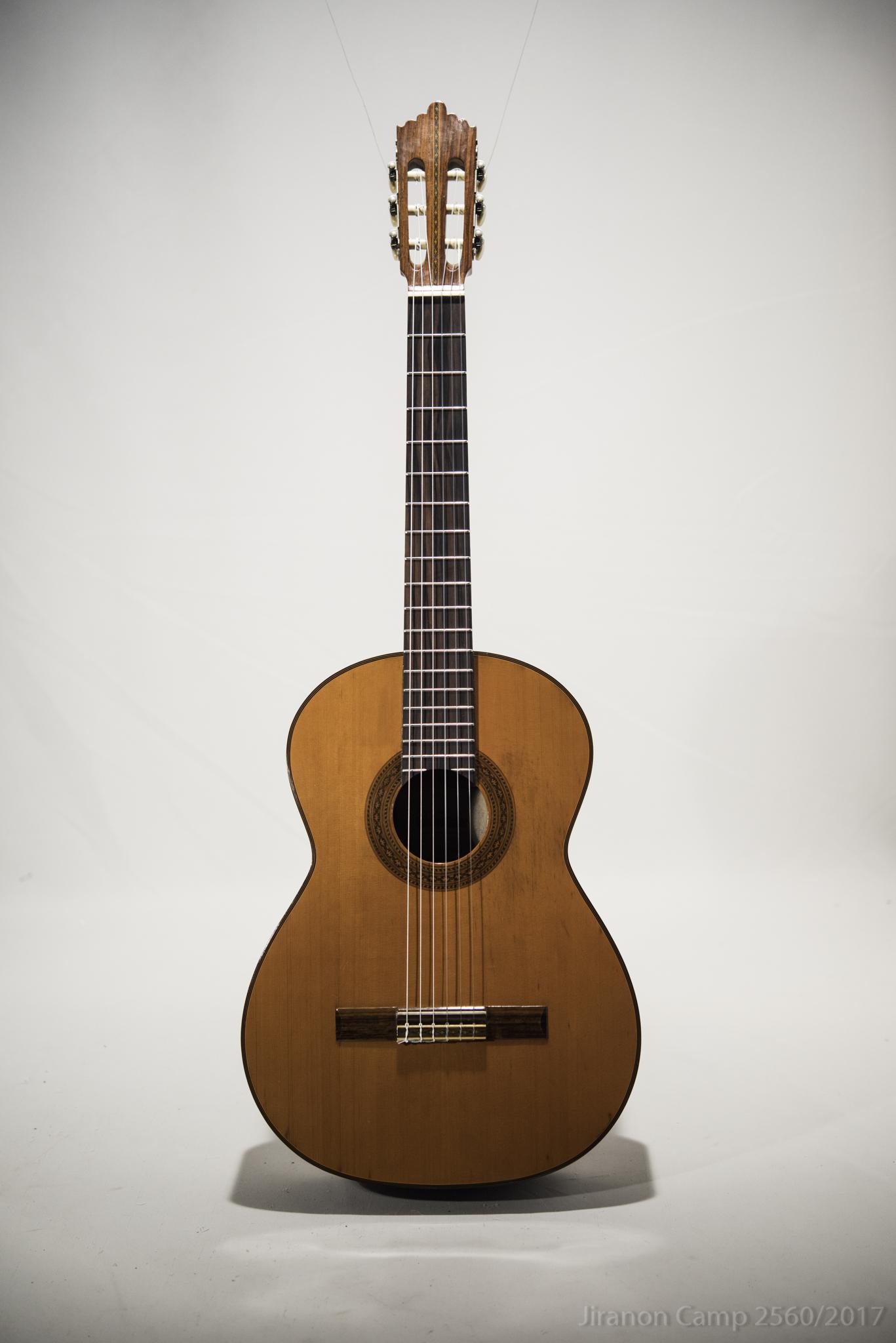 กีต้าร์คลาสสิคมือสอง Shinano Guitar No.63