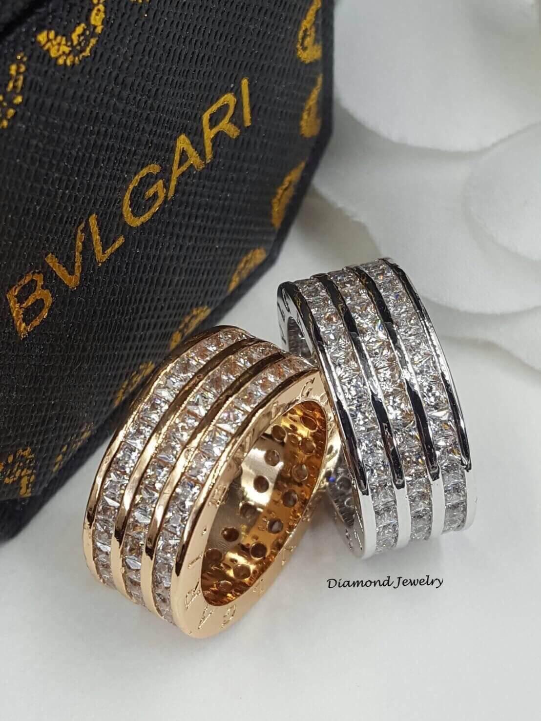 พร้อมส่ง Bvlgari Ring แหวน Bvlgari