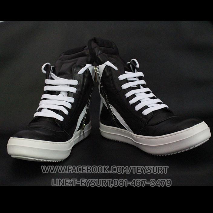 รองเท้าRickOwens Sneaker Hight Top [1:1]