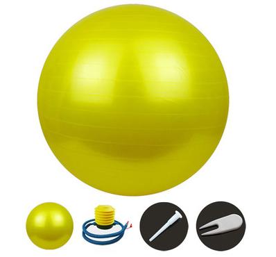 (พรีออเดอร์) YK1004P ลูกบอลโยคะ ขนาด 105CM