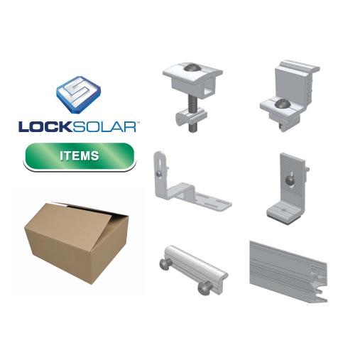 Solar lock
