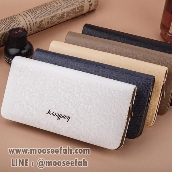 กระเป๋าสตางค์หนังซิปรอบ MZ013