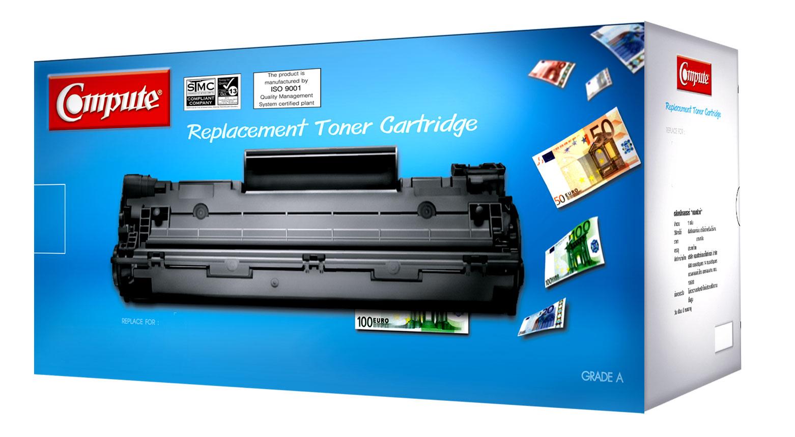 ตลับหมึกเลเซอร์ Samsung CLP-M300A (Magenta) Compute (Toner Cartridge)