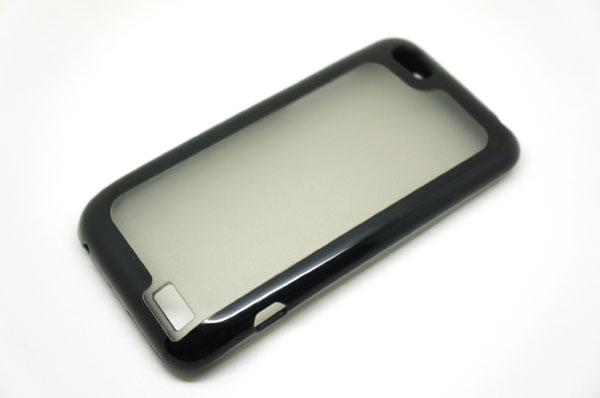 King Dun Black Case For HTC One V
