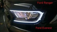 ไฟ SMD Daylight Ford Ranger 2015-17 ตรงรุ่น