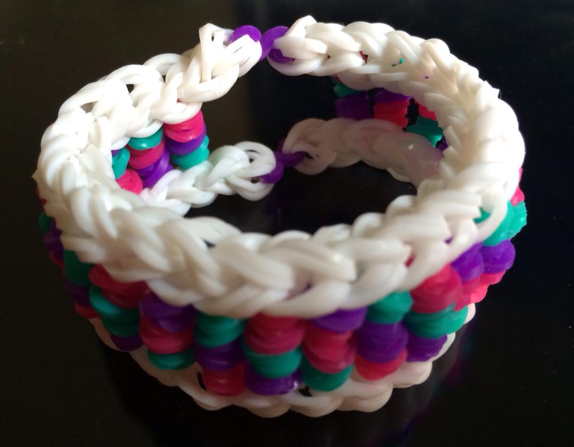 S Clips for Loomband คละสี จาก DIY Loom Bracelets Thailand