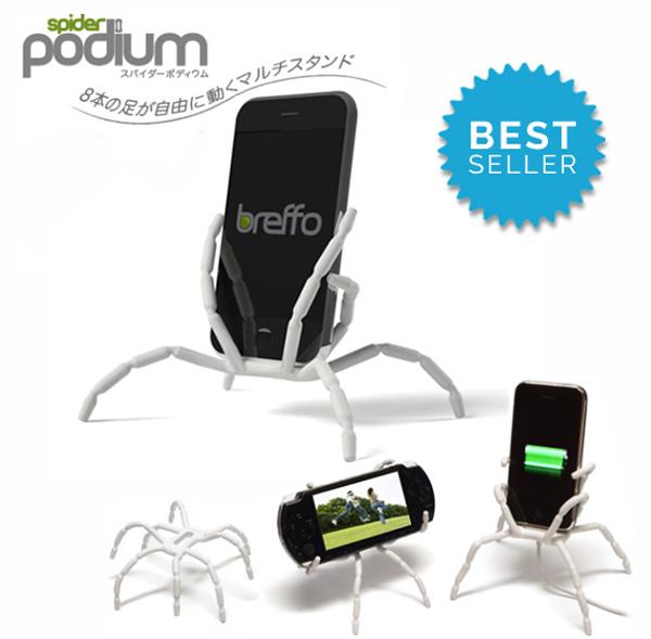 แท่นวางมือถือ Spider Podium Extreme Multi-Purpose Mount - สีขาว