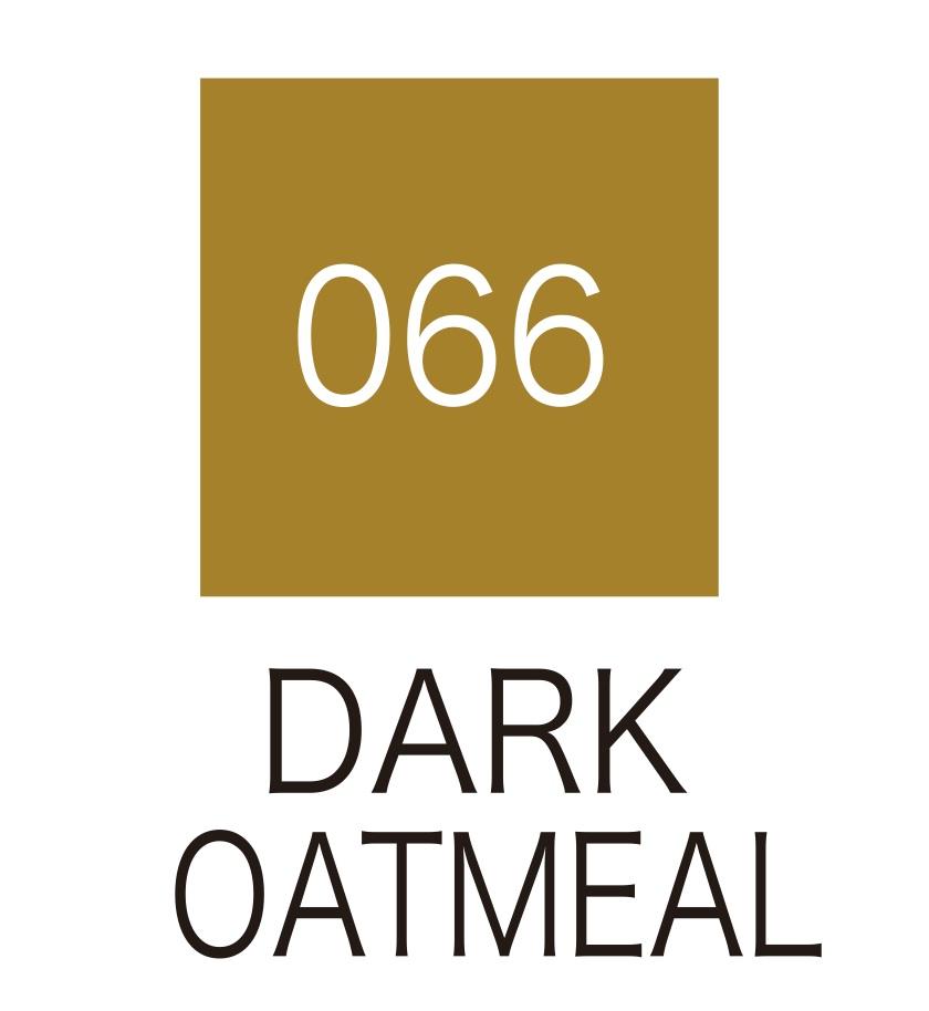 ปากกาสี 2 หัว ZIG CLEAN COLOR No.066 - Dark Oatmeal