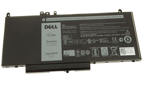 Battery Dell Precision 3510 7V69Y TXF9M 62Whr แบตแท้ ประกันศูนย์ Dell Thailand