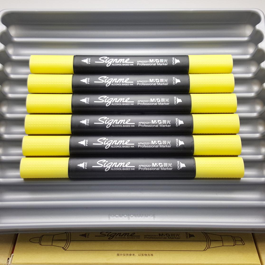 ปากกามาร์คเกอร์ไซน์มิ Signme Professional Marker - #045