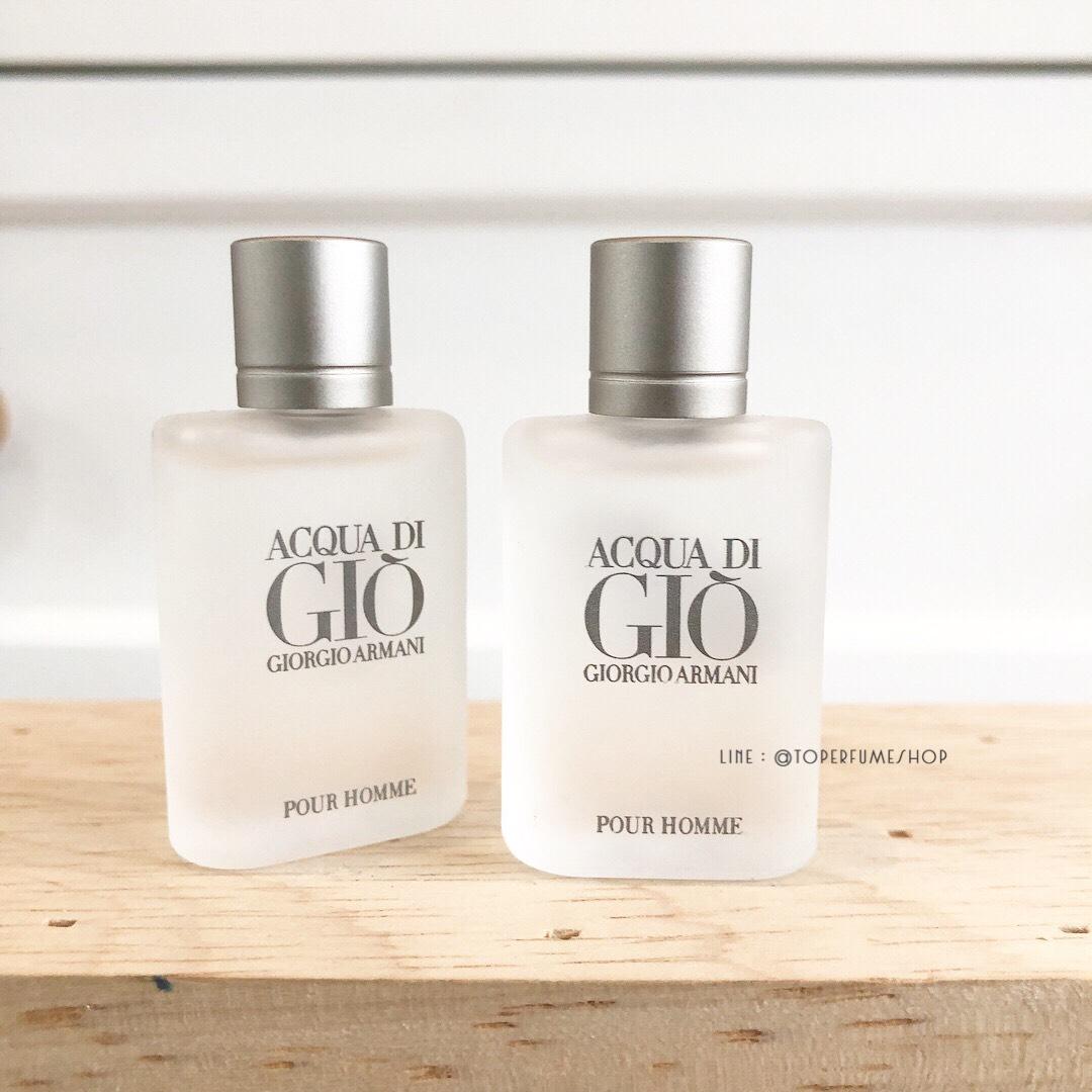 น้ำหอมจิ๋ว Giorgio Armani Acqua Di Gio Homme EDT ขนาด 5ml.