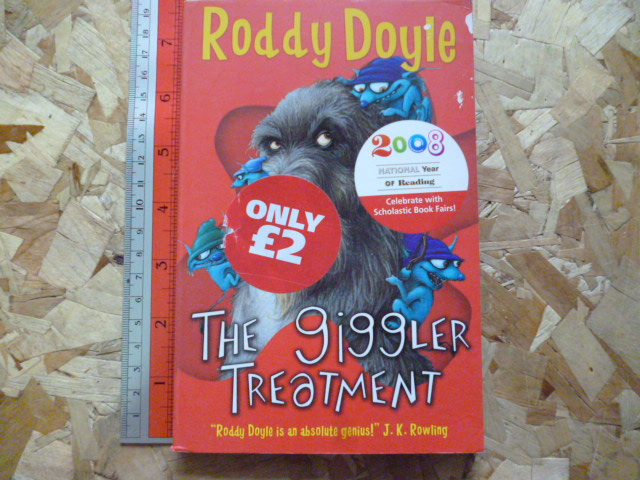 The Giggler Treatment