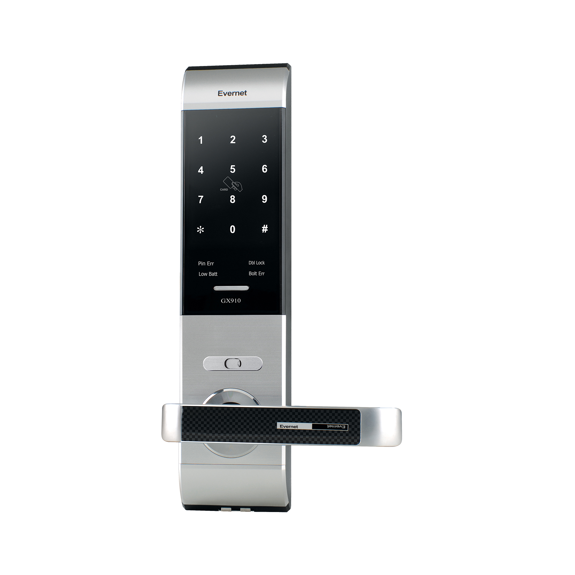 LOXguard Digital Door Lock รุ่น Galaxy SSM-1301 (Code+Card+Emergency Key+(option remote))