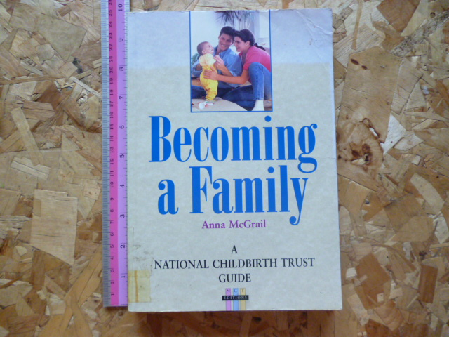 Becoming a Family (A national Childbirth Trust Guide)