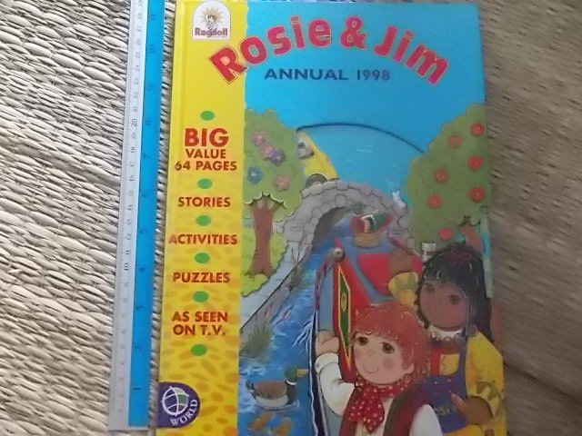 Rosie & Jim Annual 1998