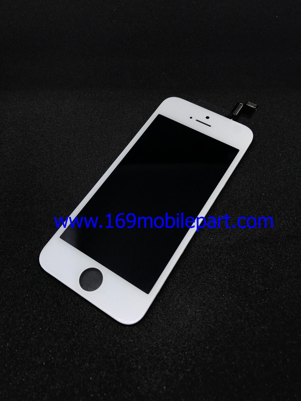 หน้าจอ iPhone SE งาน OEM สีขาว