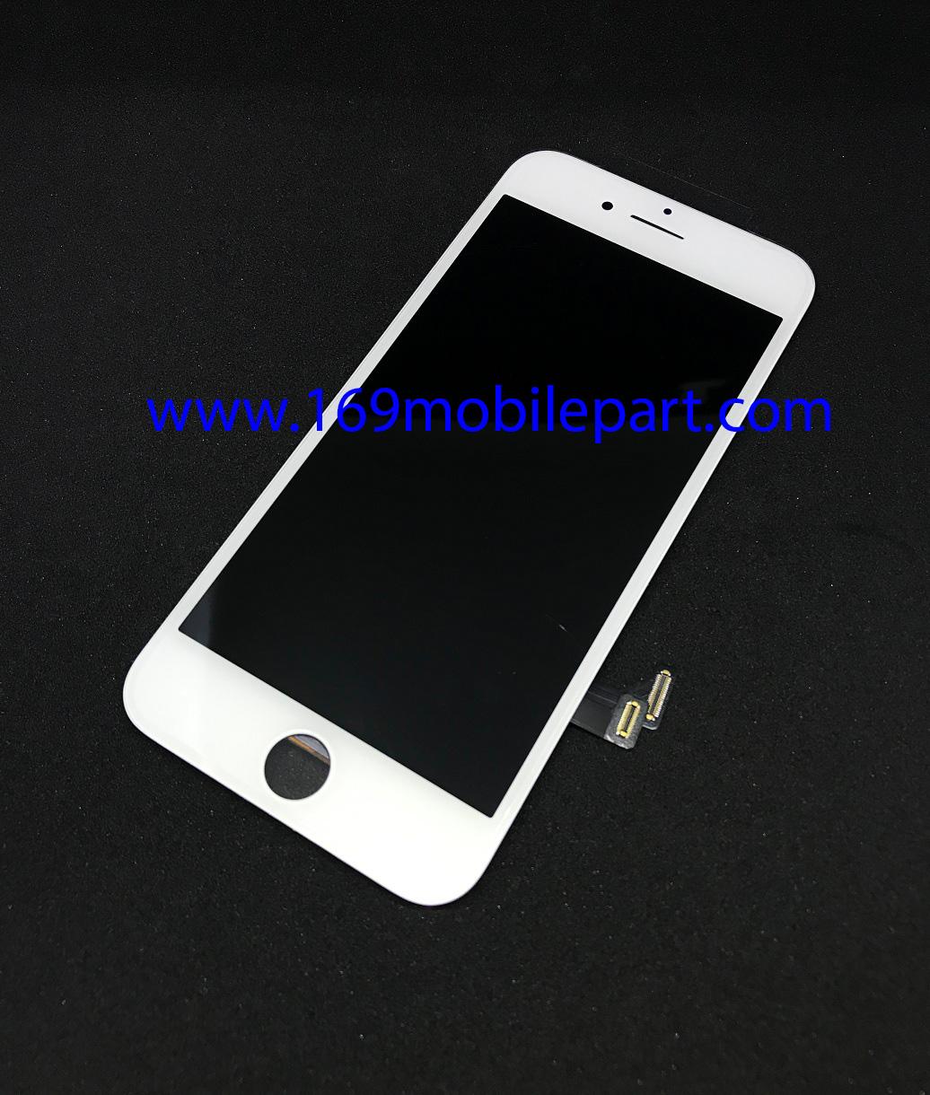 หน้าจอ iPhone 7 เกรด A สีขาว 3D Touch