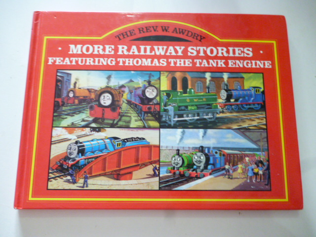 More Railway Stories Featuring Thomas The Tank Engine
