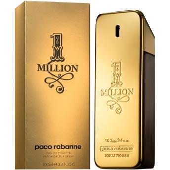 น้ำหอม Paco Rabanne 1 Million EDT 100ml. ของแท้ 100%