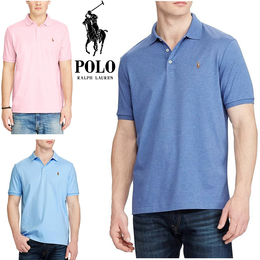 Polo Ralph Lauren Classic-Fit Pima Soft Touch Polo