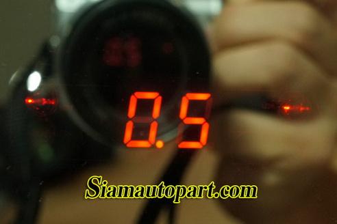 เซ็นเซอร์ถอยหลังราคาถูกแบบกระจกมองหลังรุ่น Mirror-01