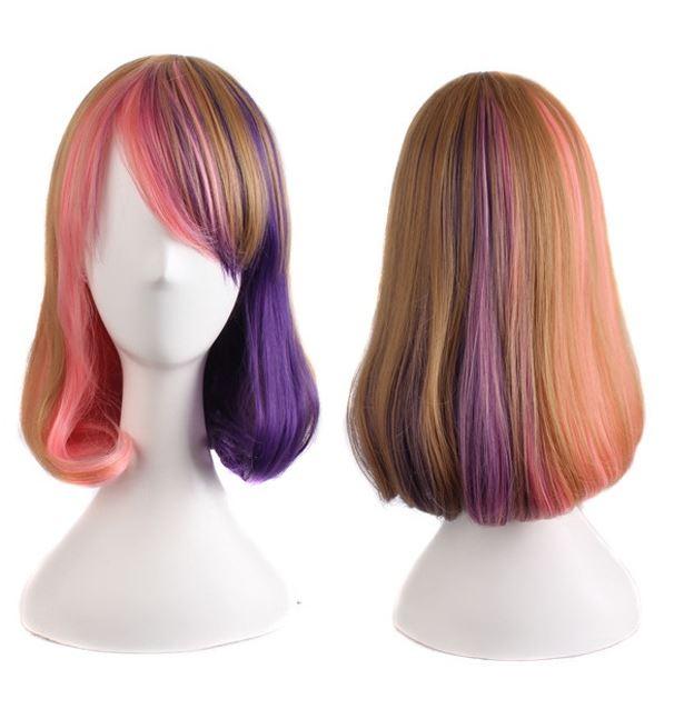 Harajuku Girls Cosplay - Multicolor
