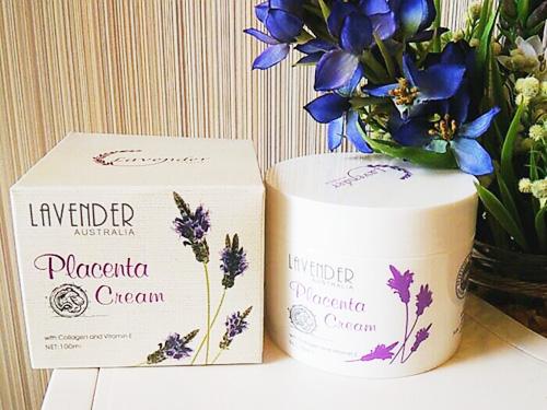 ผลการค้นหารูปภาพสำหรับ lavender placenta cream