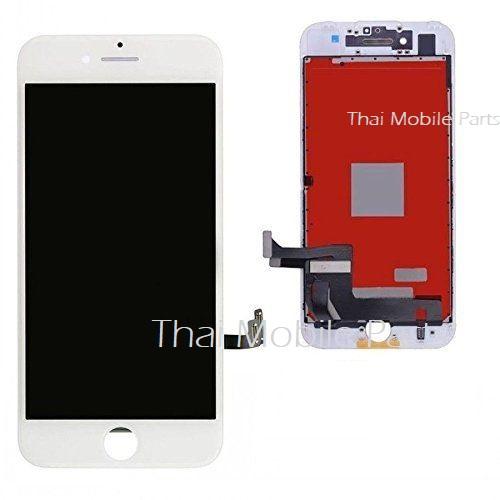 จอ iPhone7 สีขาว อะไหล่ไอโฟน อะไหล่ iphone