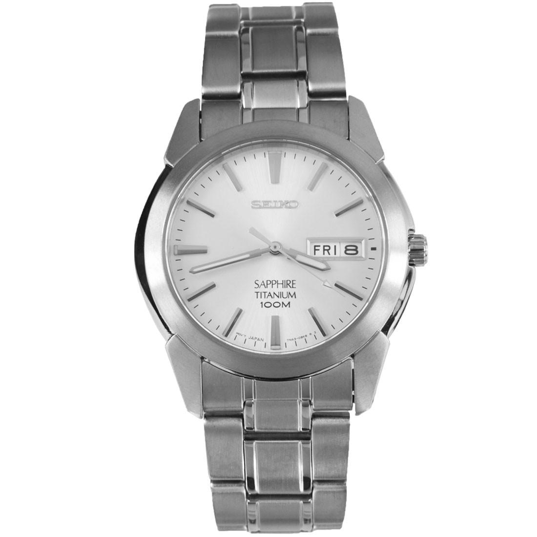 SEIKO รุ่น SGG727P1 Titamium Men's Watch
