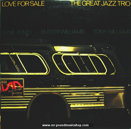 The Great Jazz Trio - Love For Sale