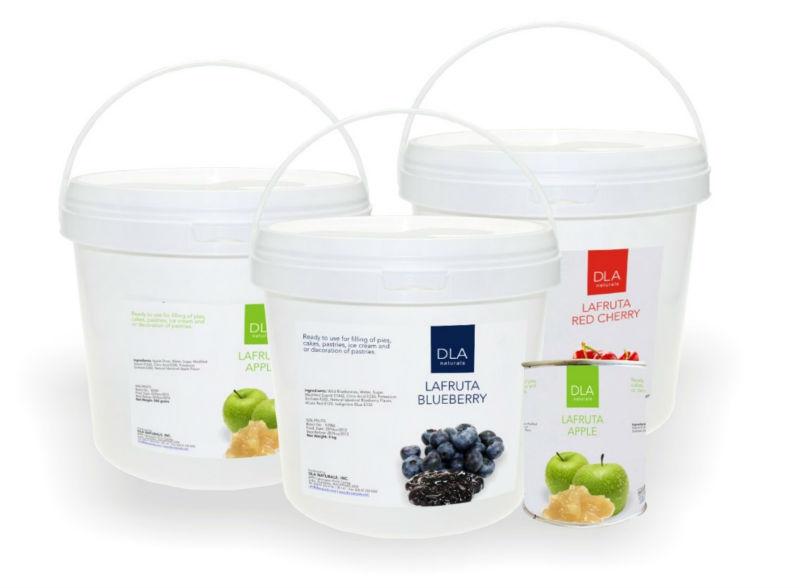 DLA Fruit Filling Cherry แบ่งขาย 500 g