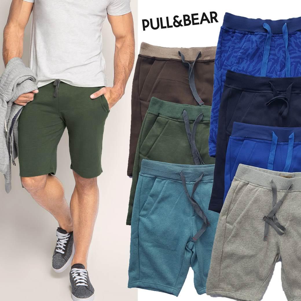 PULL & BEAR SWEAT SHORTS