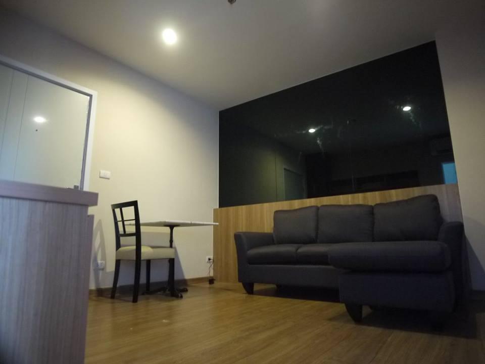 คอนโดให้เช่า คอนโดเดอะ ทรี อินเตอร์เชนจ์ (The Tree Interchange) 1 ห้องนอน ห้องสวยขนาด 30 ตรม แต่งครบ พร้อมอยู่มีสิ่งอำนวยความสะดวก