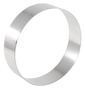 Matfer Cake ring 14x6cm 371802