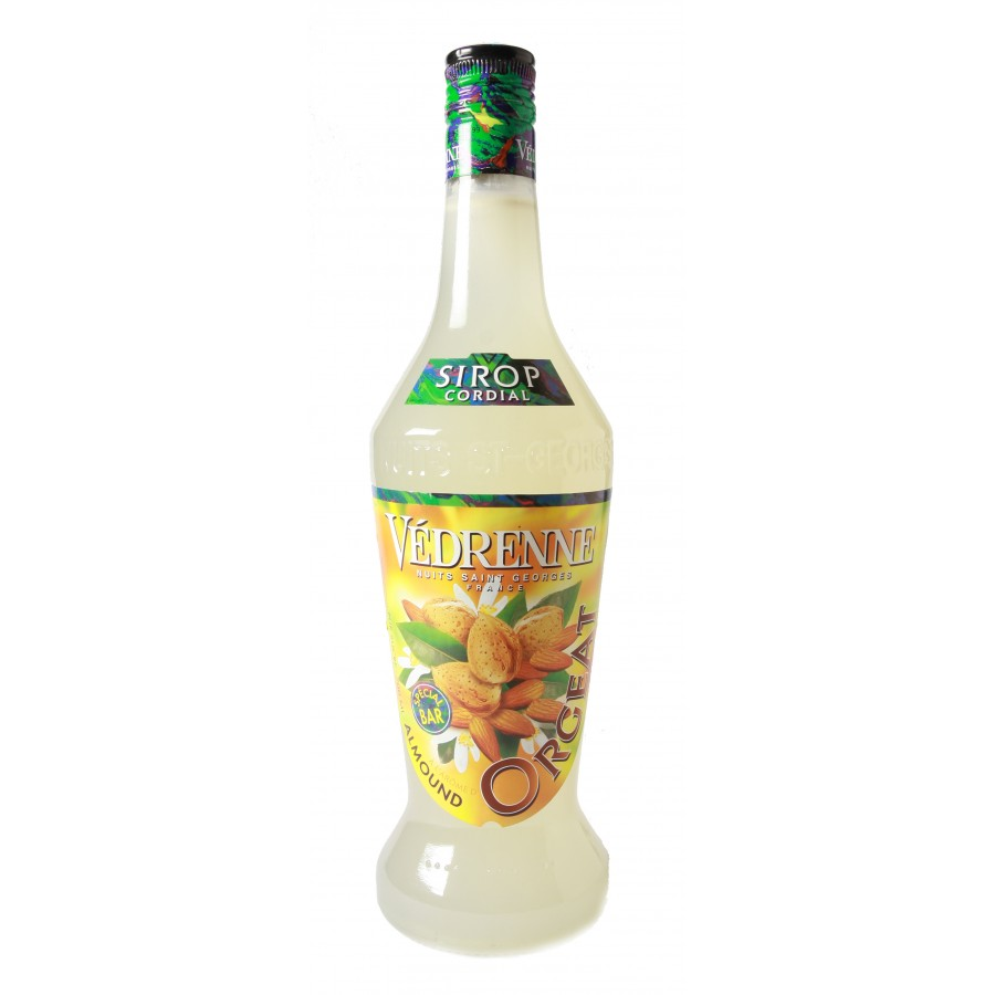 Vedrenne Almond Syrup 700 ml
