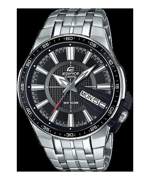 นาฬิกา คาสิโอ Casio Edifice 3-Hand Analog รุ่น EFR-106D-1AV สินค้าใหม่ ของแท้ ราคาถูก พร้อมใบรับประกัน